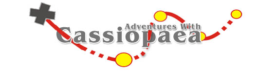 Adventures with Cassiopaea Logo